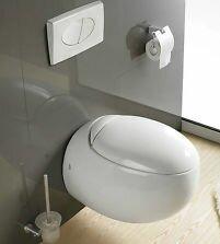 Plaisir® Dual Flush Elongated Wall Hung Toilet by Swiss Madison