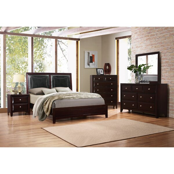 Barfield Standard Configurable Bedroom Set by Charlton Home