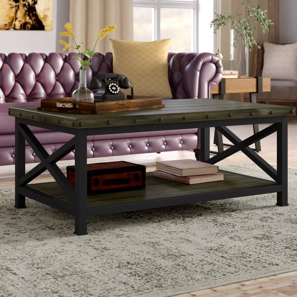 Denis Coffee Table by Trent Austin Design