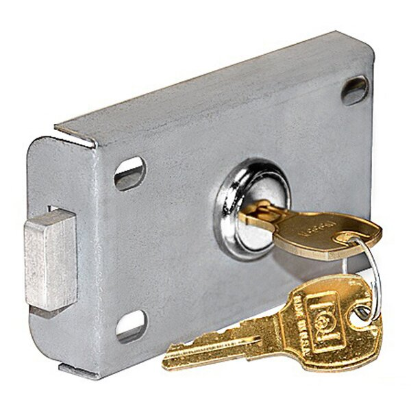 Standard Replacement Lock by Salsbury Industries