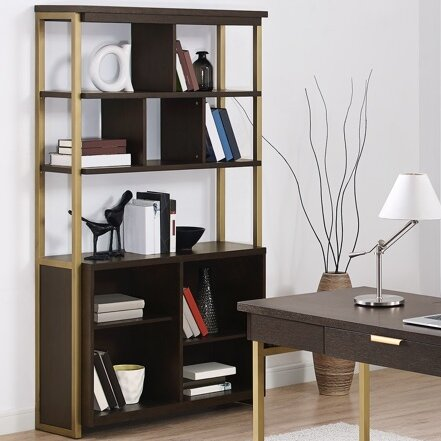 Miracle Display Standard Bookcase by Brayden Studio