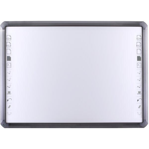 Wall Mounted Interactive Whiteboard by Qomo