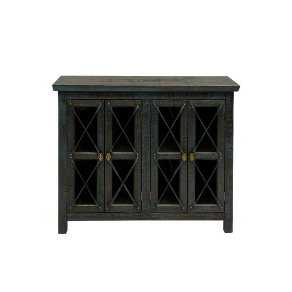 Vozelle 4 Door Accent Cabinet by Laurel Foundry Modern Farmhouse
