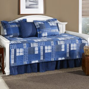 Eastmont 5 Piece Reversible Daybed Set