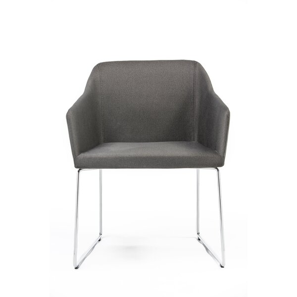 Kets Arm Upholstered Dining Chair by B&T Design