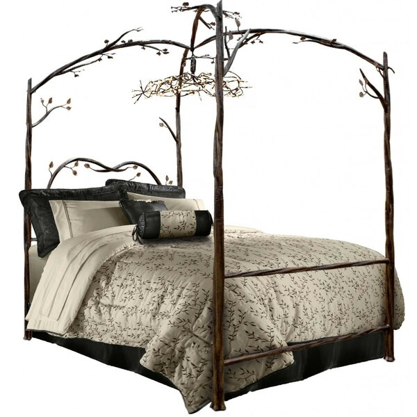 Reynal Canopy Bed by Fleur De Lis Living