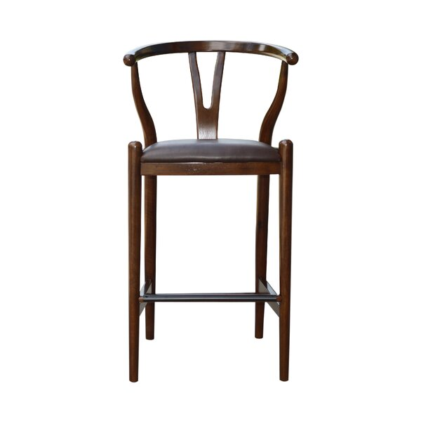 Luman 29 Bar Stool by Union Rustic