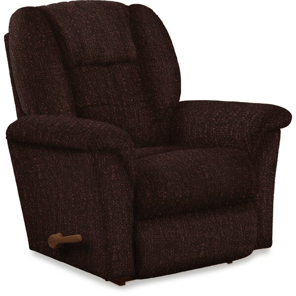 Jasper Manual Rocker Recliner By La-Z-Boy