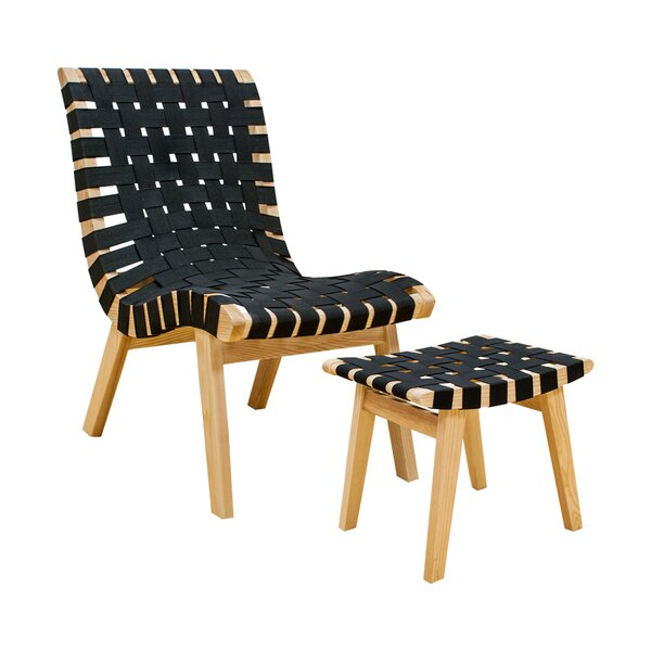 Burwell Lounge Chair by Ivy Bronx