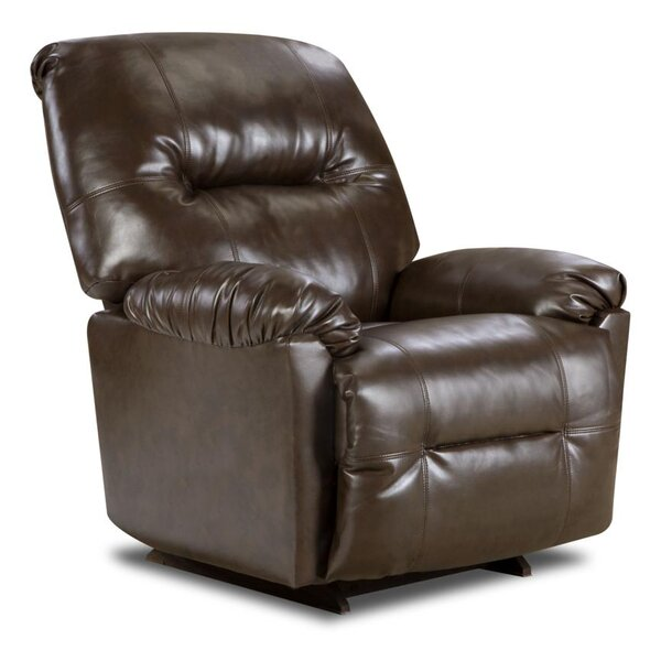 Gennessee Rocker Recliner by dCOR design