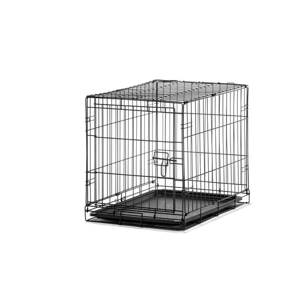 Hippocrates Single Door Pet Crate by Tucker Murphy Pet