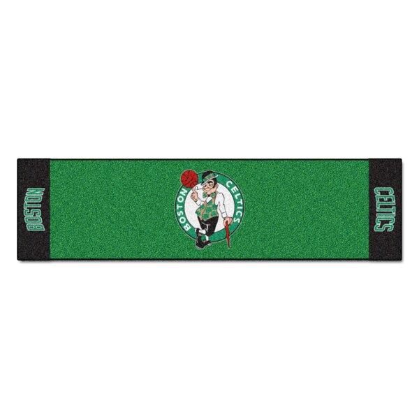 NBA - Boston Celtics Putting Green Mat by FANMATS