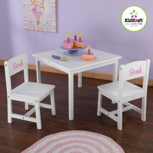 Aspen Table And Chairs | Wayfair