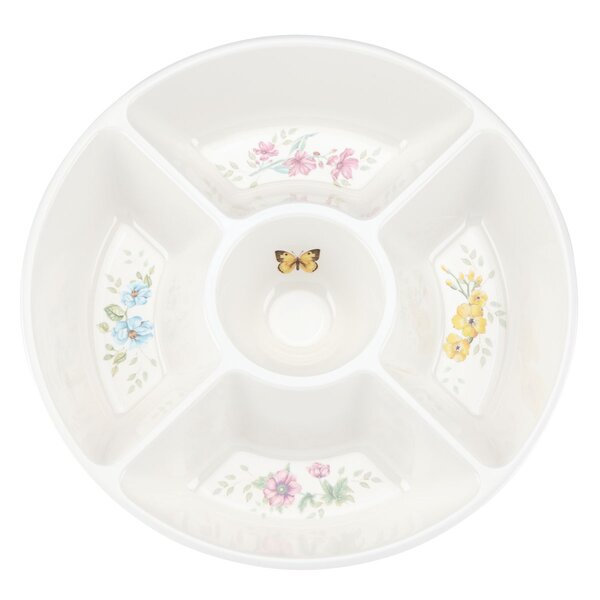 Butterfly Meadow Melamine 5 Part Server by Lenox