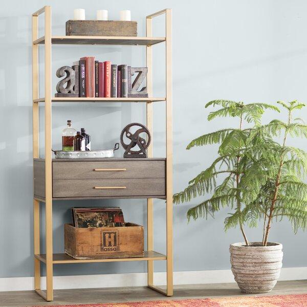 Arnt 4 Tier Etagere Bookcase By Trent Austin Design.