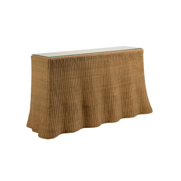 Wildwood Brown Console Tables