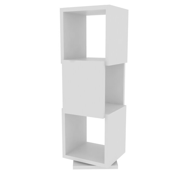 Shell Cube Unit Bookcase by Tema