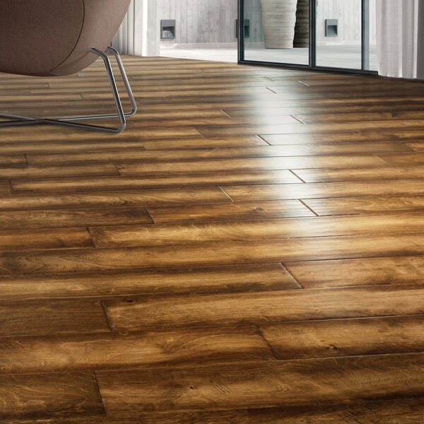 Munich 5 Engineered Birch Hardwood Flooring in Granola by Branton Flooring Collection