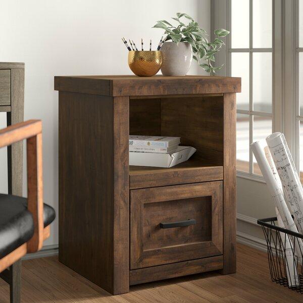 Pooler 1 Drawer Verticle Filing Cabinet