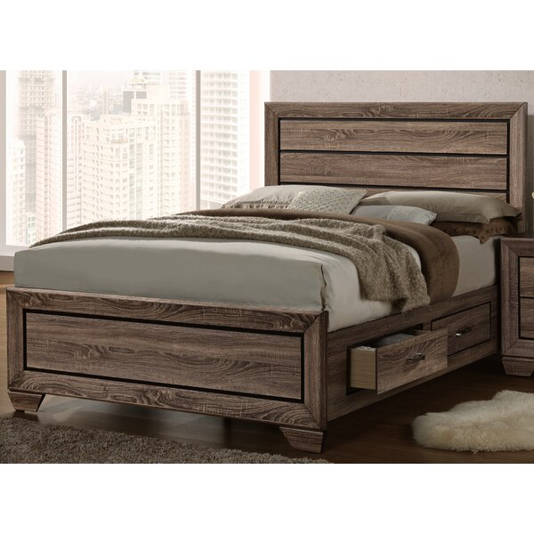 Mailiah Storage Platform Bed by Foundry Select