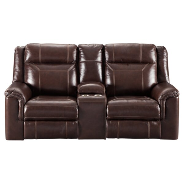 Online Purchase Suri Reclining Loveseat by Red Barrel Studio by Red Barrel Studio
