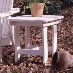 Companion Wood Side Table by Uwharrie Chair Uwharrie Chair