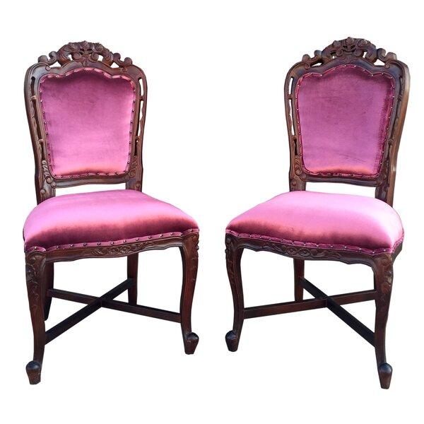 Fellman Side Chair (Set of 2) by Astoria Grand Astoria Grand
