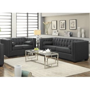 Modern Grey Living Room Sets | AllModern