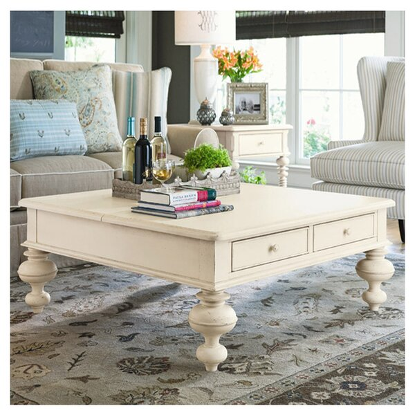 Wildon Home ® Paula Deen Home Put Your Feet Up Coffee Table With Lift Top U0026  Reviews   Wayfair