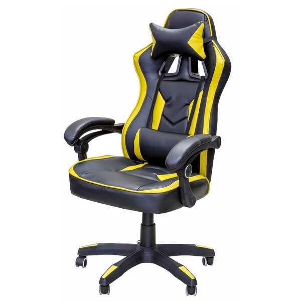 Racing Style Gaming Chair by Ebern Designs