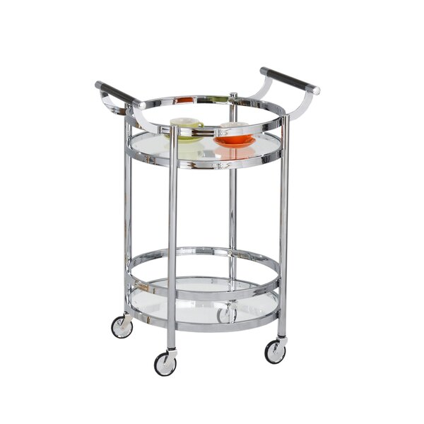 Rolling Bar Cart by Design Guild Design Guild