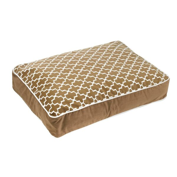 Super-Loft Rectangle Dog Pillow by Bowsers