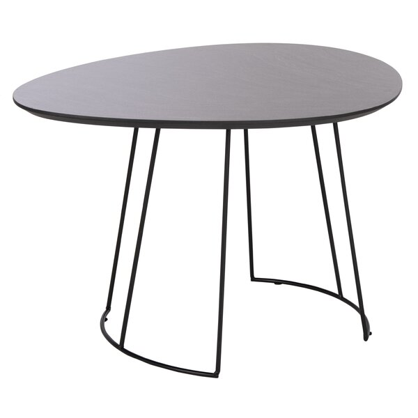 Valerton Abstract End Table By Wrought Studio
