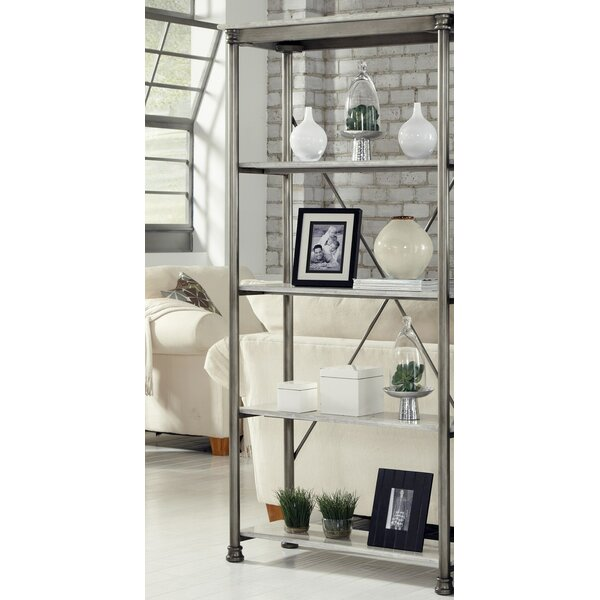 Munford Etagere Bookcase by Beachcrest Home
