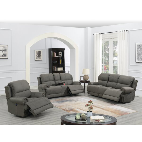 Careen Reclining Configurable Living Room Set By Red Barrel Studio