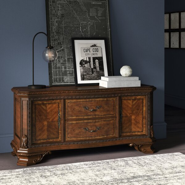 Brussels 2 Drawer Chest by Astoria Grand
