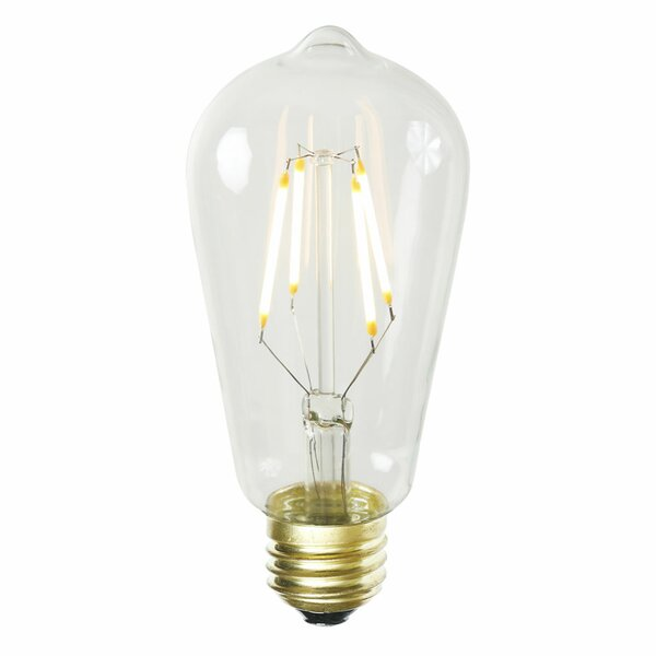 ST58 LED Light Bulb by Vickerman