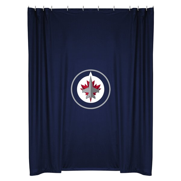 NHL Shower Curtain by Sports Coverage Inc.