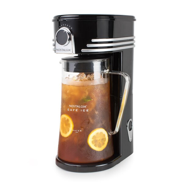 3 Qt. Cold Brew Coffee Maker by Nostalgia