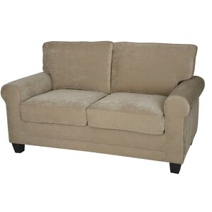 Comparison Serta at Home Serta® RTA Deep Seating Copenhagen 61 Loveseat