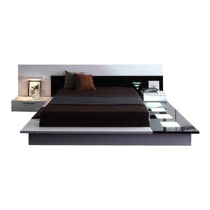 Sabra Platform Bedroom Set