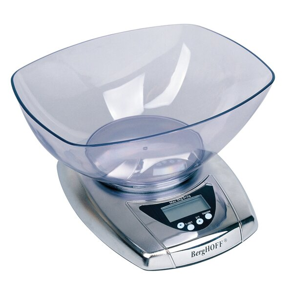 Electronic Kitchen Scale by BergHOFF International