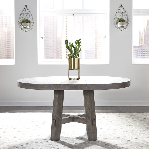 Spain Extendable Dining Table by Gracie Oaks