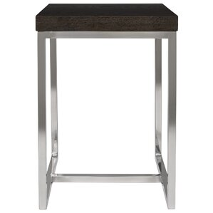 Myrtle Square End Table by Ivy Bronx