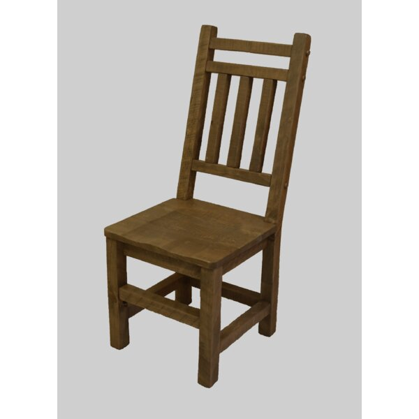 Bechtold Solid Wood Dining Chair (Set Of 2) By Millwood Pines