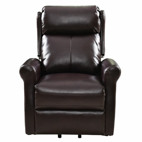 Dante Electric Lift Power Recliner Red Barrel Studio CSWY1371
