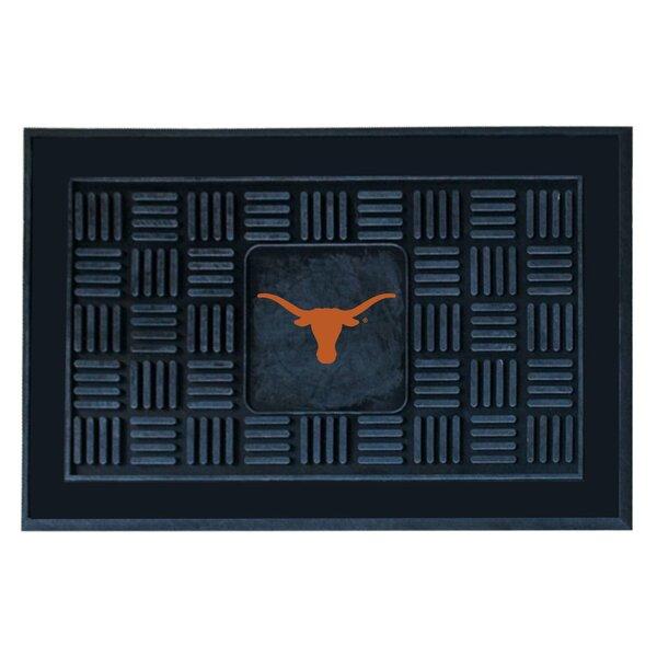NCAA University of Texas Medallion Door Mat by FANMATS