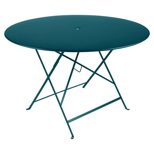 Bistro Folding Metal Dining Table by Fermob