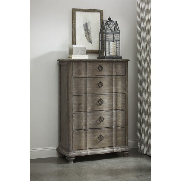 Altizer 5 Drawer Chest by One Allium Way