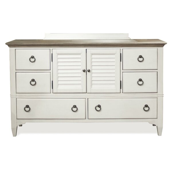 Judith 8 Drawer Dresser by Rosecliff Heights